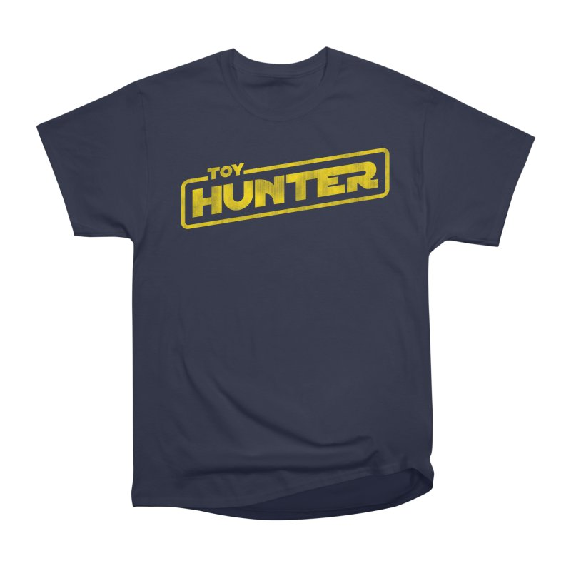 Toy Hunter - Force Flavor Women's Heavyweight Unisex T-Shirt by Gamma Bomb - Explosively Mutating Your Look