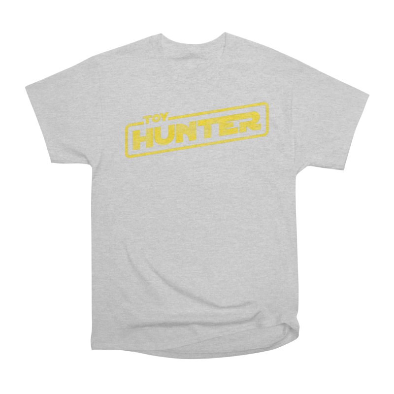 Toy Hunter - Force Flavor Men's Heavyweight T-Shirt by Gamma Bomb - Explosively Mutating Your Look