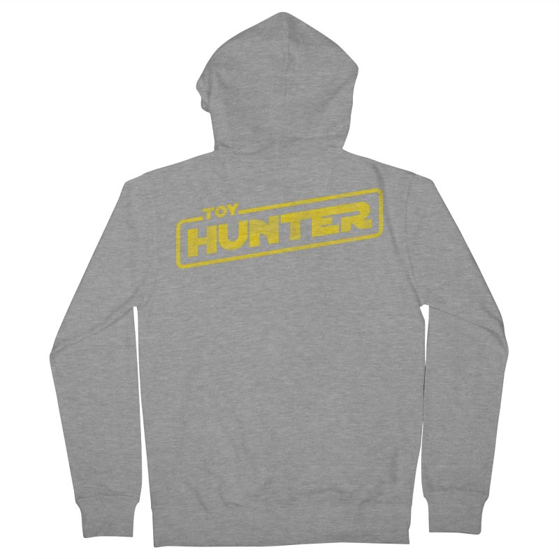 Toy Hunter - Force Flavor Women's French Terry Zip-Up Hoody by Gamma Bomb - Explosively Mutating Your Look
