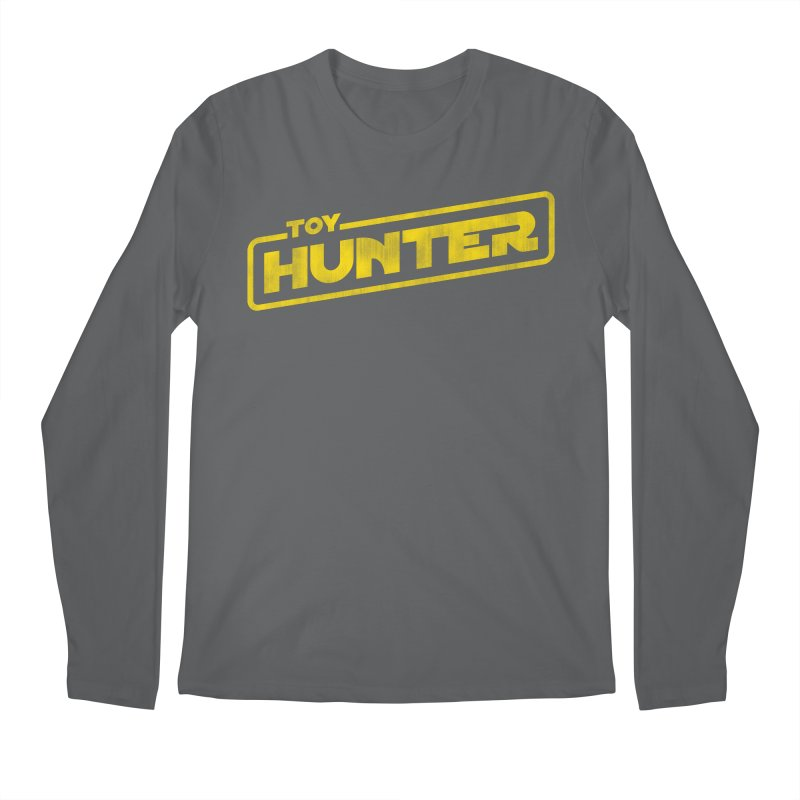Toy Hunter - Force Flavor Men's Regular Longsleeve T-Shirt by Gamma Bomb - Explosively Mutating Your Look