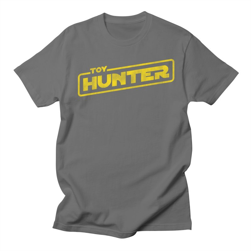 Toy Hunter - Force Flavor Men's T-Shirt by Gamma Bomb - Explosively Mutating Your Look