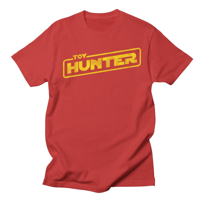 Toy Hunter - Force Flavor Men's Regular T-Shirt by Gamma Bomb - Explosively Mutating Your Look