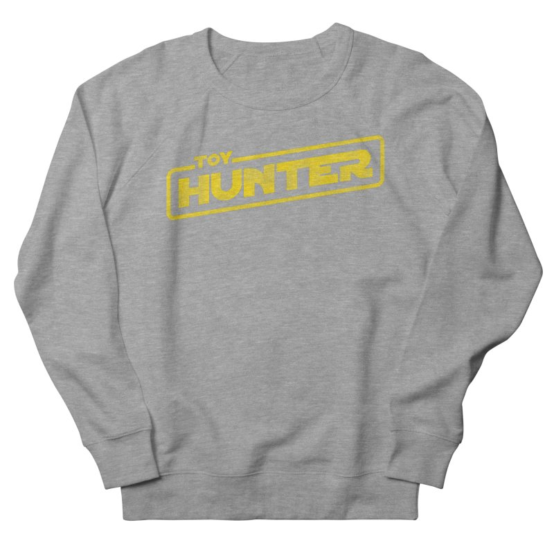 Toy Hunter - Force Flavor Women's French Terry Sweatshirt by Gamma Bomb - Explosively Mutating Your Look