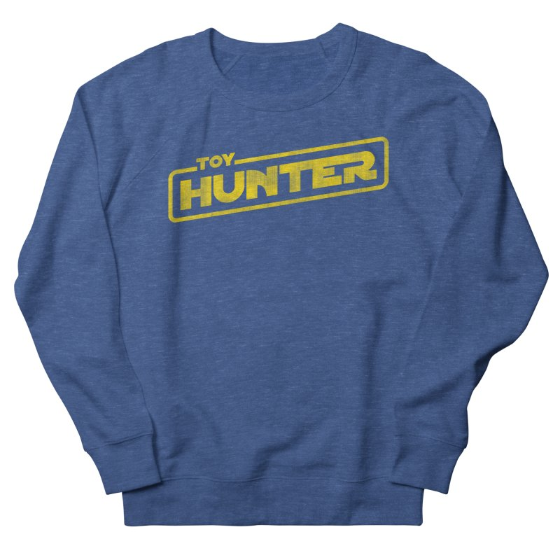 Toy Hunter - Force Flavor Men's French Terry Sweatshirt by Gamma Bomb - Explosively Mutating Your Look
