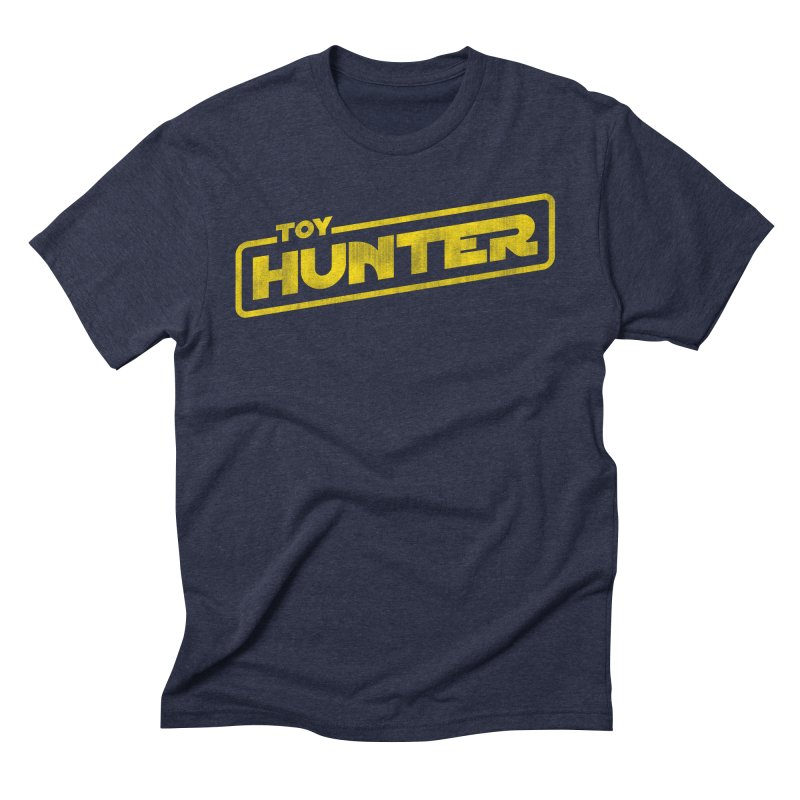 Toy Hunter - Force Flavor Men's Triblend T-Shirt by Gamma Bomb - A Celebration of Imagination