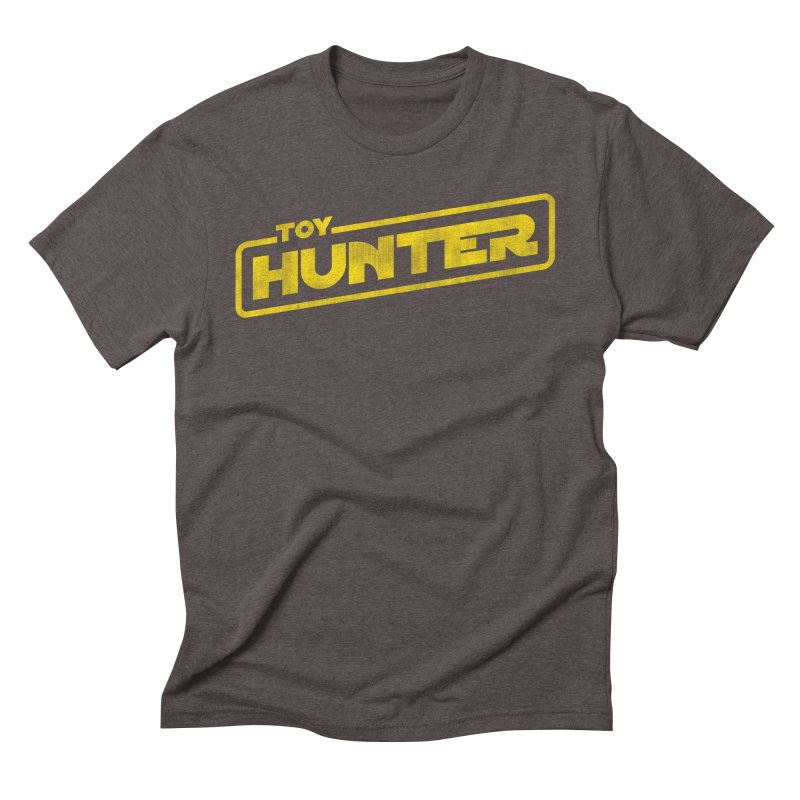 Toy Hunter - Force Flavor Men's Triblend T-Shirt by Gamma Bomb - Explosively Mutating Your Look