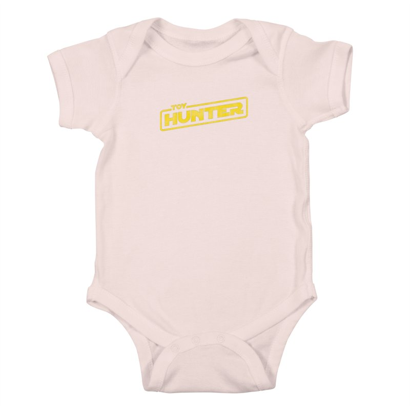 Toy Hunter - Force Flavor Kids Baby Bodysuit by Gamma Bomb - A Celebration of Imagination