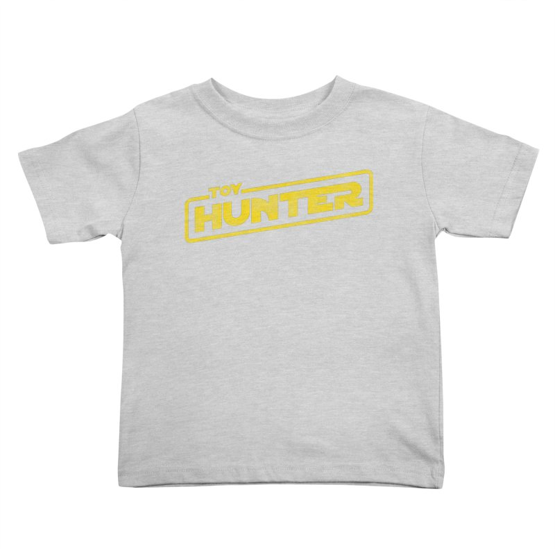 Toy Hunter - Force Flavor Kids Toddler T-Shirt by Gamma Bomb - Explosively Mutating Your Look