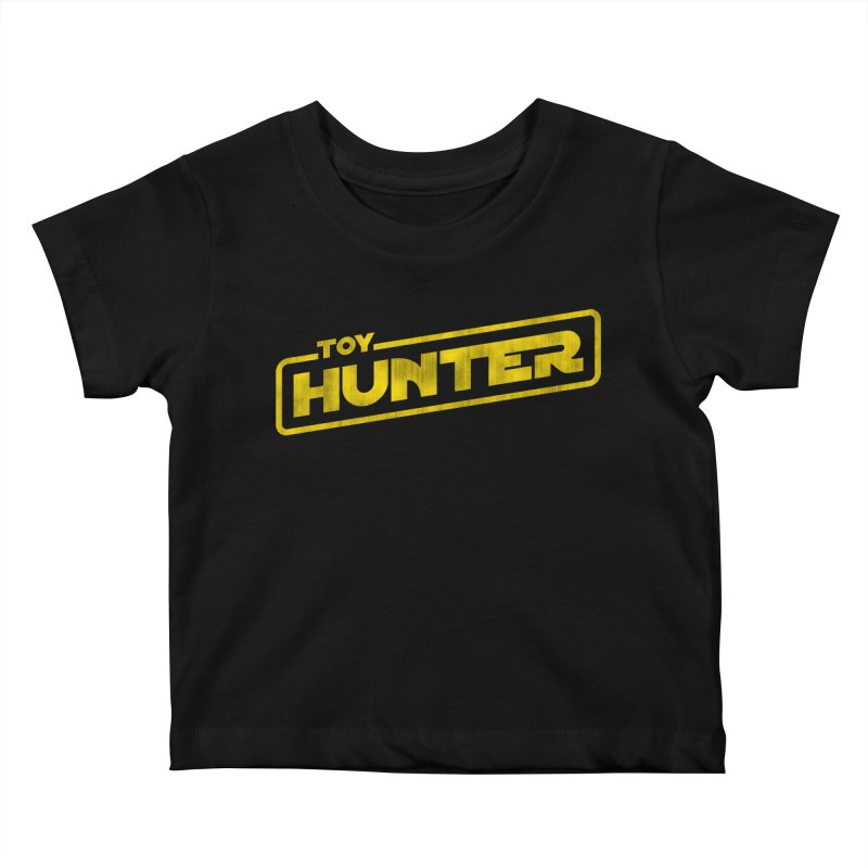 Toy Hunter - Force Flavor Kids Baby T-Shirt by Gamma Bomb - Explosively Mutating Your Look