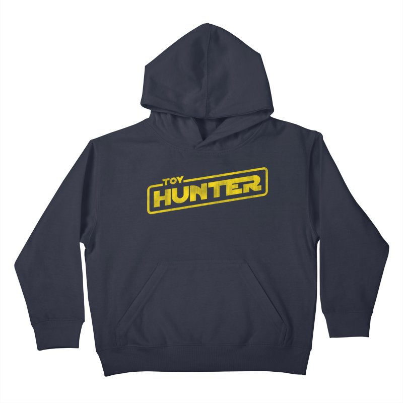 Toy Hunter - Force Flavor Kids Pullover Hoody by Gamma Bomb - A Celebration of Imagination