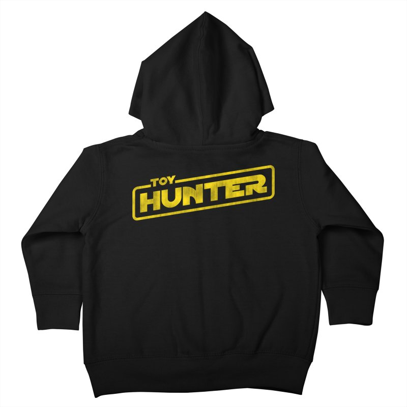 Toy Hunter - Force Flavor Kids Toddler Zip-Up Hoody by Gamma Bomb - Explosively Mutating Your Look