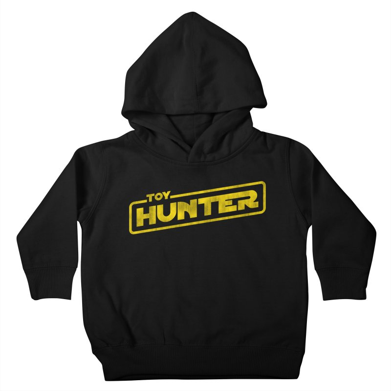 Toy Hunter - Force Flavor Kids Toddler Pullover Hoody by Gamma Bomb - Explosively Mutating Your Look