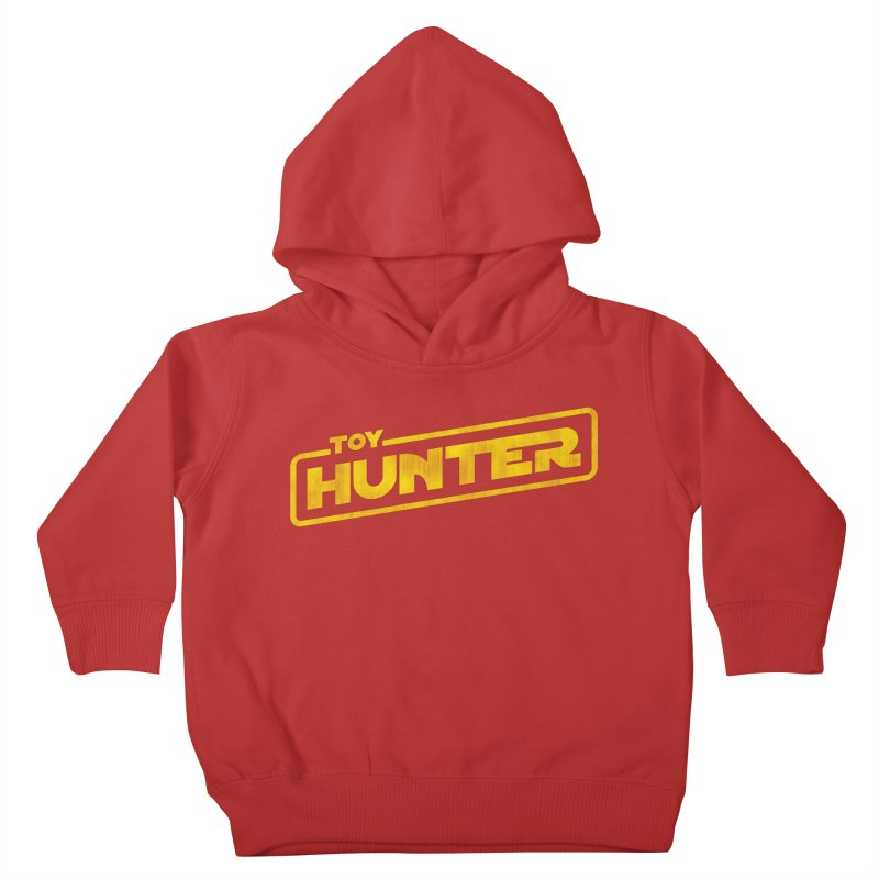 Toy Hunter - Force Flavor Kids Toddler Pullover Hoody by Gamma Bomb - A Celebration of Imagination
