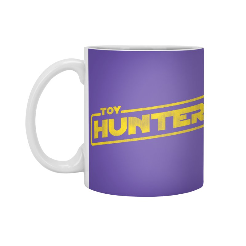 Toy Hunter - Force Flavor Accessories Standard Mug by Gamma Bomb - Explosively Mutating Your Look