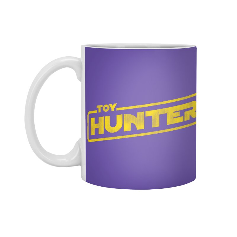 Toy Hunter - Force Flavor Accessories Mug by Gamma Bomb - Explosively Mutating Your Look