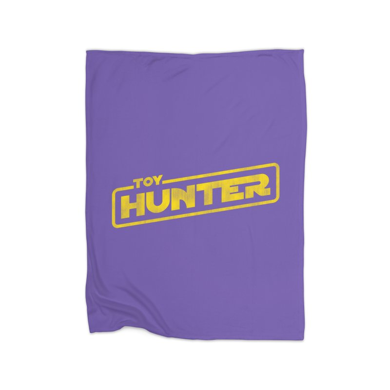 Toy Hunter - Force Flavor Home Blanket by Gamma Bomb - Explosively Mutating Your Look