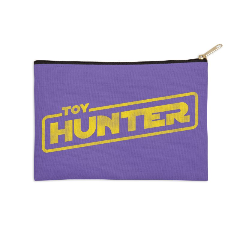 Toy Hunter - Force Flavor Accessories Zip Pouch by Gamma Bomb - A Celebration of Imagination