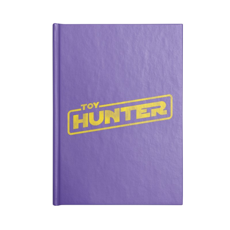 Toy Hunter - Force Flavor Accessories Notebook by Gamma Bomb - A Celebration of Imagination