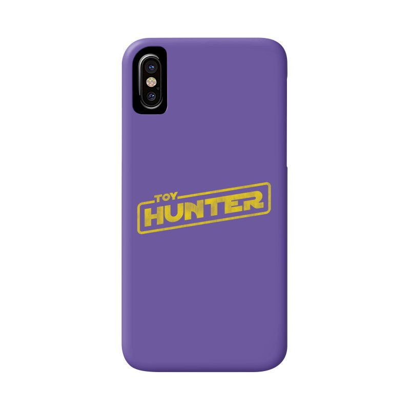 Toy Hunter - Force Flavor Accessories Phone Case by Gamma Bomb - A Celebration of Imagination