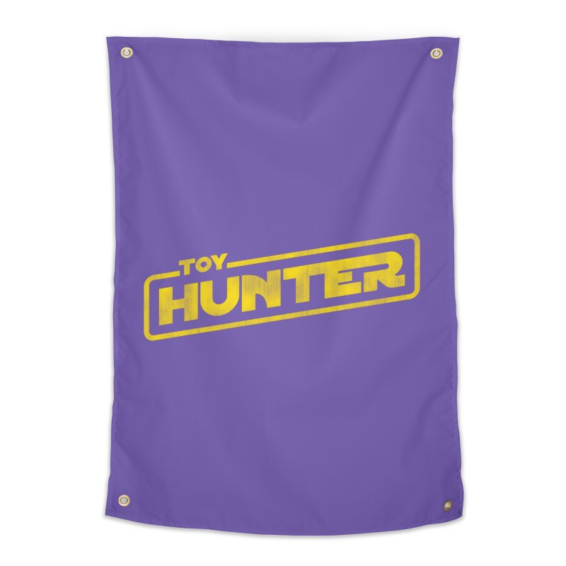 Toy Hunter - Force Flavor Home Tapestry by Gamma Bomb - A Celebration of Imagination