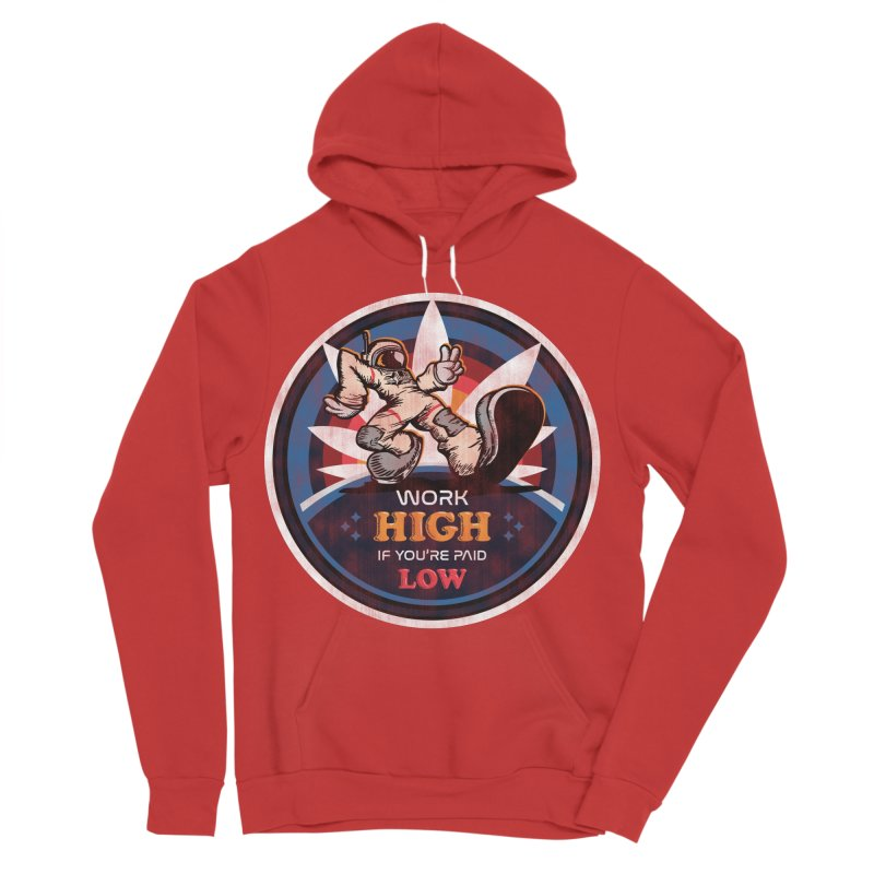 Keep On Grindin' Men's Pullover Hoody by Gamma Bomb - Explosively Mutating Your Look
