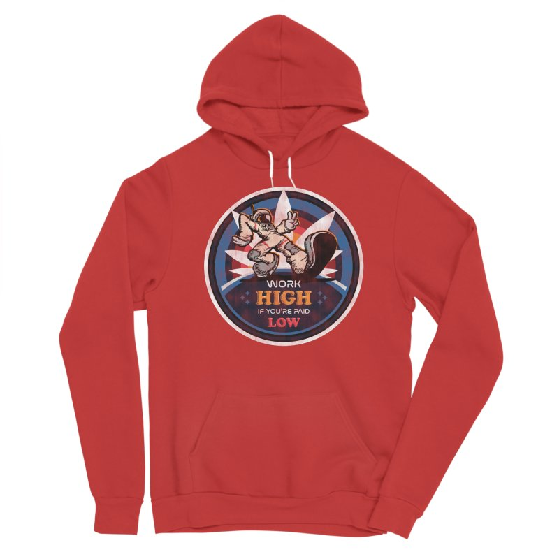 Keep On Grindin' Women's Pullover Hoody by Gamma Bomb - Explosively Mutating Your Look