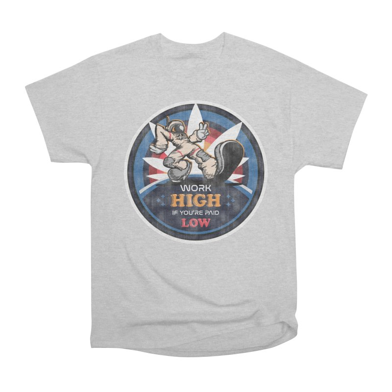 Keep On Grindin' Men's Heavyweight T-Shirt by Gamma Bomb - Explosively Mutating Your Look