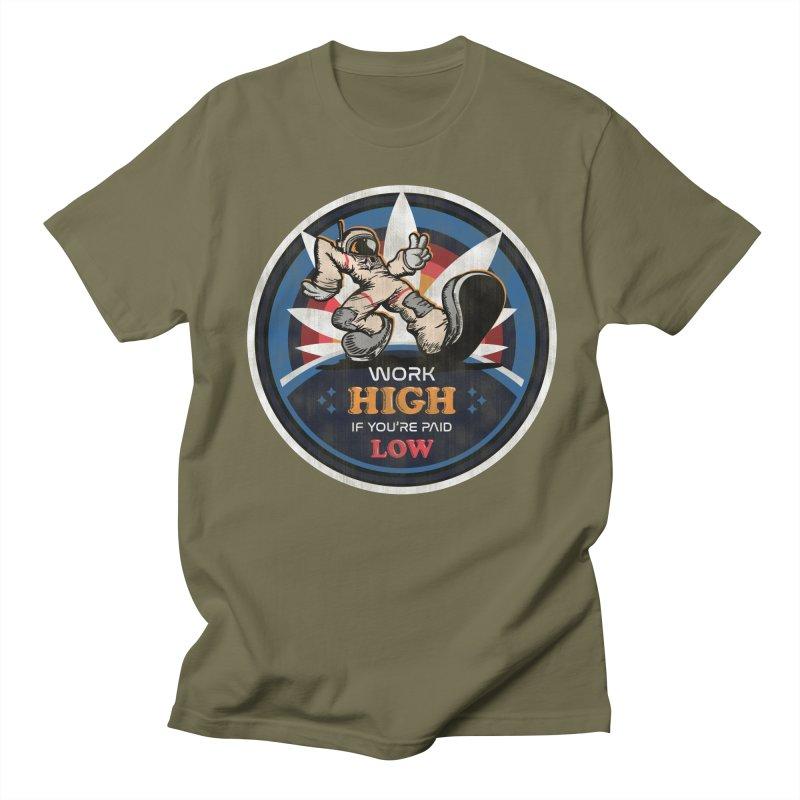Keep On Grindin' Men's Regular T-Shirt by Gamma Bomb - A Celebration of Imagination