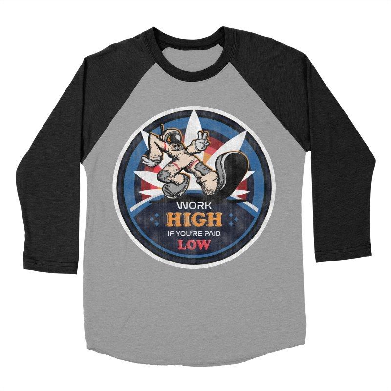 Keep On Grindin' Women's Baseball Triblend Longsleeve T-Shirt by Gamma Bomb - A Celebration of Imagination