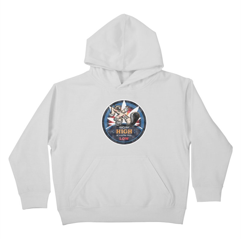 Keep On Grindin' Kids Pullover Hoody by Gamma Bomb - Explosively Mutating Your Look