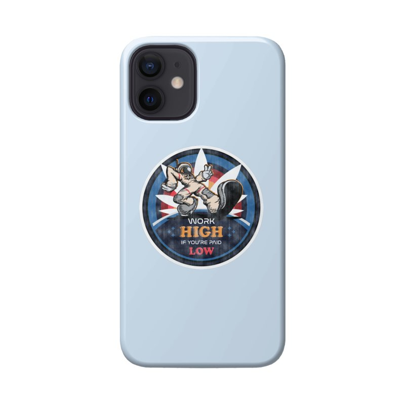Keep On Grindin' Accessories Phone Case by Gamma Bomb - Explosively Mutating Your Look