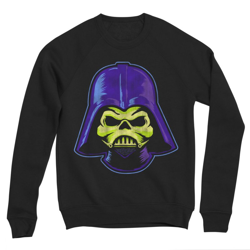 Skelevader Women's Sponge Fleece Sweatshirt by Gamma Bomb - Explosively Mutating Your Look