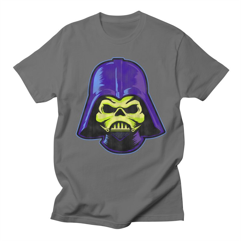 Skelevader Men's T-Shirt by Gamma Bomb - Explosively Mutating Your Look