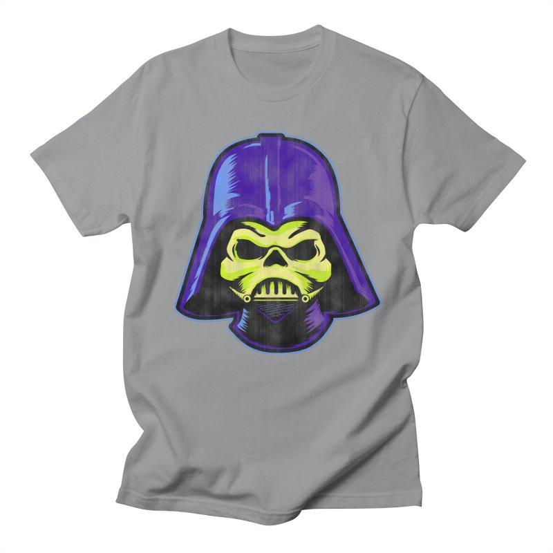 Skelevader Men's Regular T-Shirt by Gamma Bomb - Explosively Mutating Your Look
