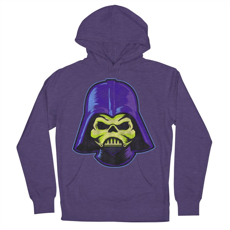 Skelevader Women's French Terry Pullover Hoody by Gamma Bomb - A Celebration of Imagination