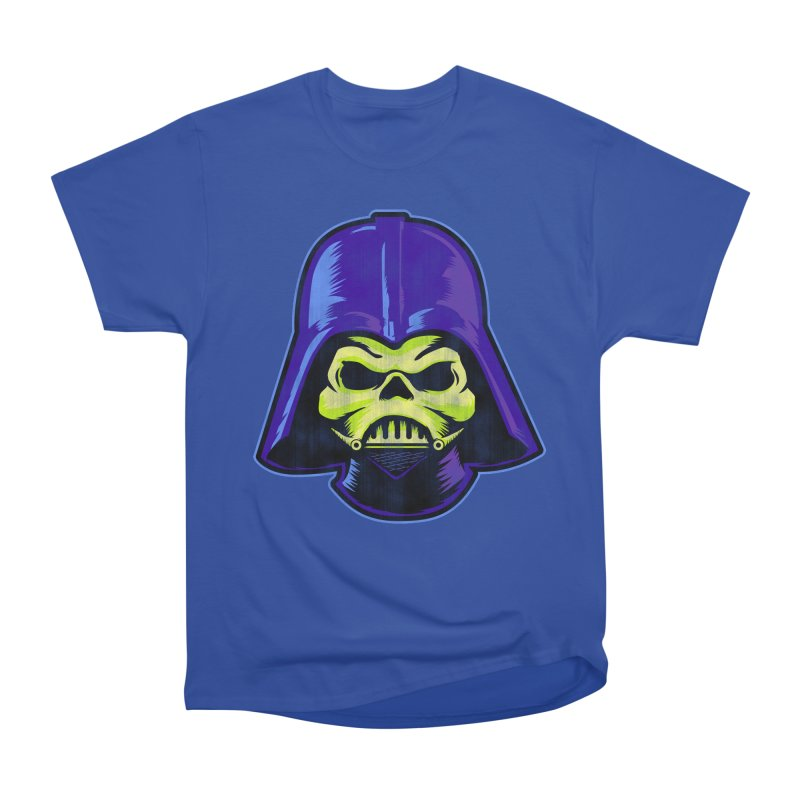 Skelevader Men's Heavyweight T-Shirt by Gamma Bomb - Explosively Mutating Your Look
