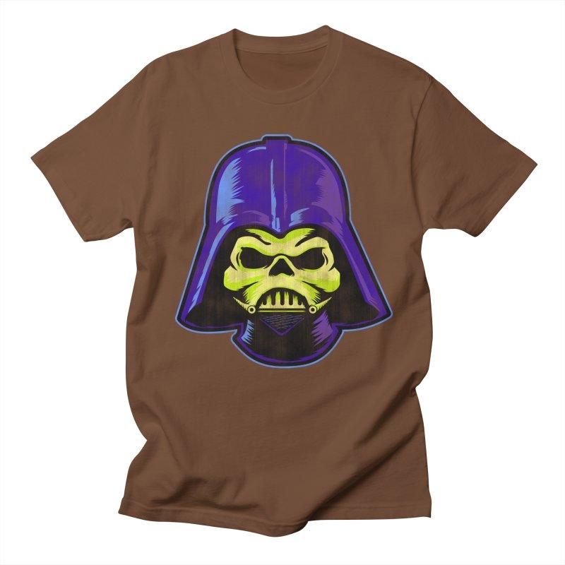 Skelevader Women's Regular Unisex T-Shirt by Gamma Bomb - A Celebration of Imagination