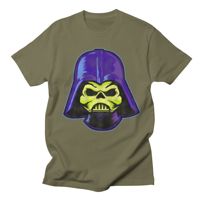 Skelevader Men's Regular T-Shirt by Gamma Bomb - Explosively Mutating Your Look
