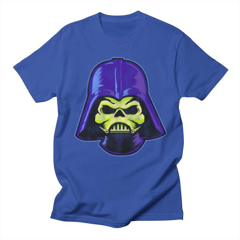 Skelevader Men's Regular T-Shirt by Gamma Bomb - A Celebration of Imagination