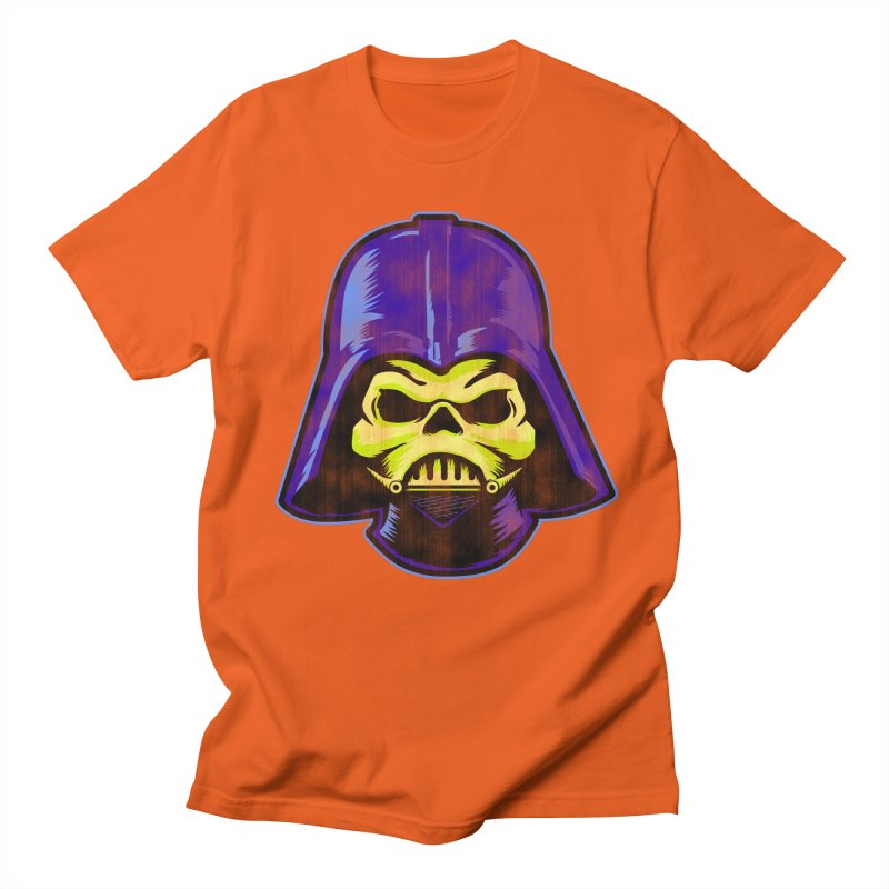 Skelevader Women's Regular Unisex T-Shirt by Gamma Bomb - Explosively Mutating Your Look