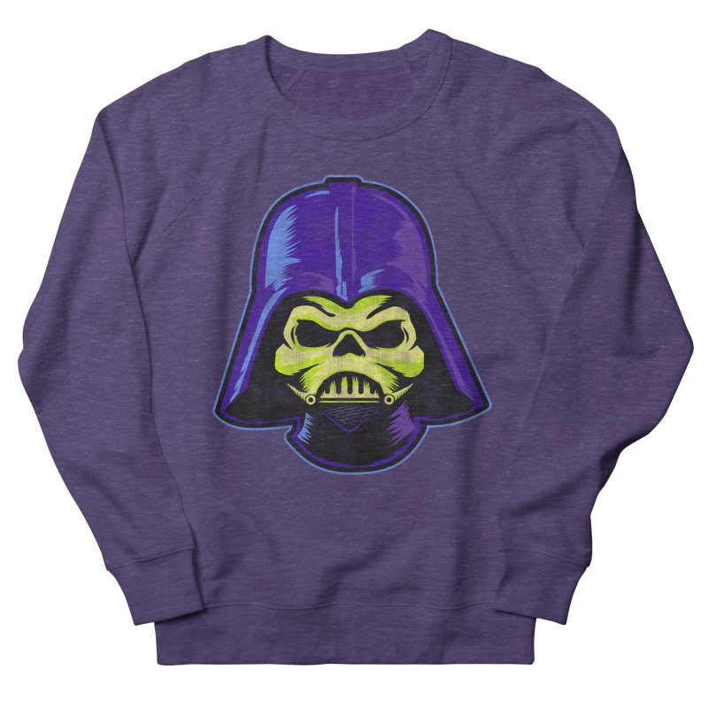 Skelevader Women's French Terry Sweatshirt by Gamma Bomb - A Celebration of Imagination