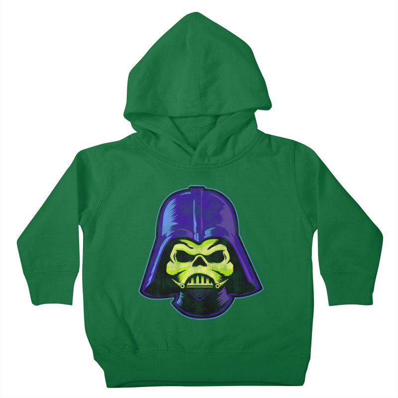 Skelevader Kids Toddler Pullover Hoody by Gamma Bomb - Explosively Mutating Your Look