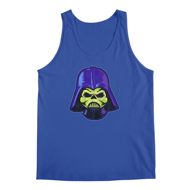 Skelevader Men's Regular Tank by Gamma Bomb - Explosively Mutating Your Look