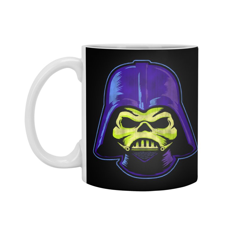 Skelevader Accessories Standard Mug by Gamma Bomb - Explosively Mutating Your Look