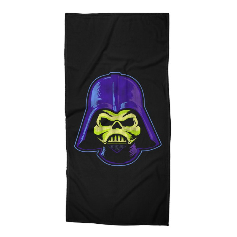 Skelevader Accessories Beach Towel by Gamma Bomb - A Celebration of Imagination