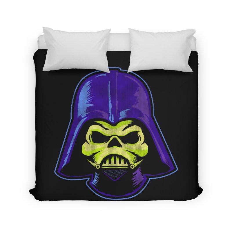 Skelevader Home Duvet by Gamma Bomb - Explosively Mutating Your Look