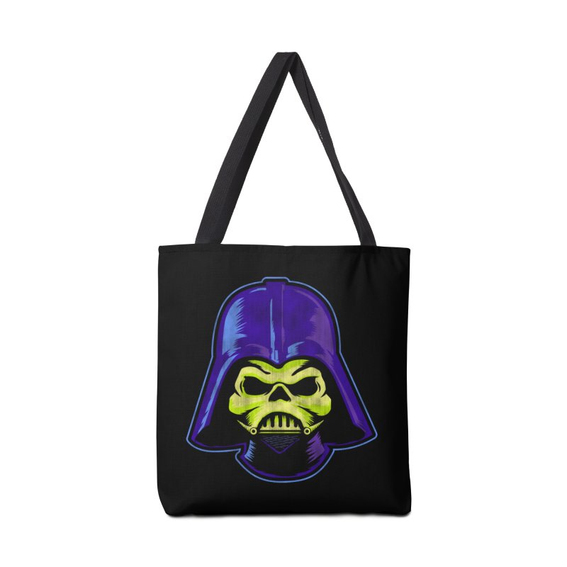 Skelevader Accessories Bag by Gamma Bomb - A Celebration of Imagination