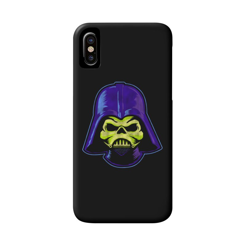 Skelevader Accessories Phone Case by Gamma Bomb - Explosively Mutating Your Look