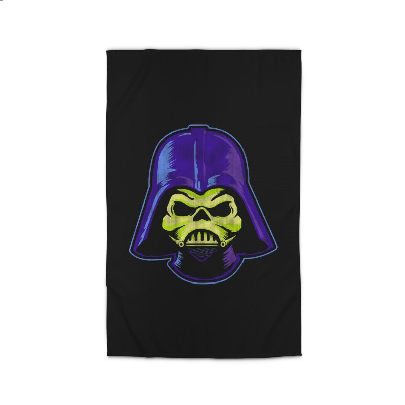 Skelevader Home Rug by Gamma Bomb - Explosively Mutating Your Look