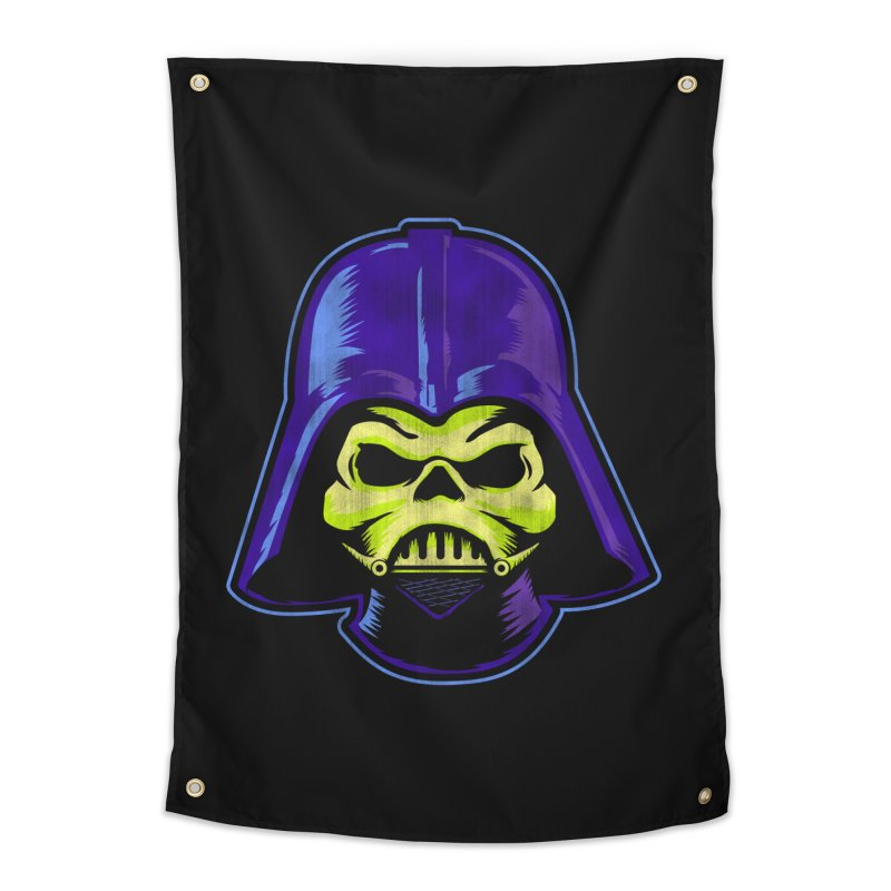 Skelevader Home Tapestry by Gamma Bomb - A Celebration of Imagination